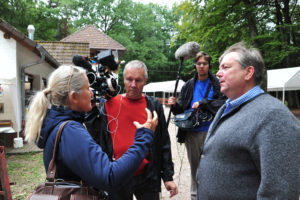 Dr. Ott beim Interview © Foto: Walter Stutterich